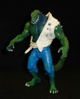 Batman: Killer Croc with Ripped Shirt - Loose Action Figure